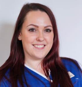 Evie - Dental Nurse